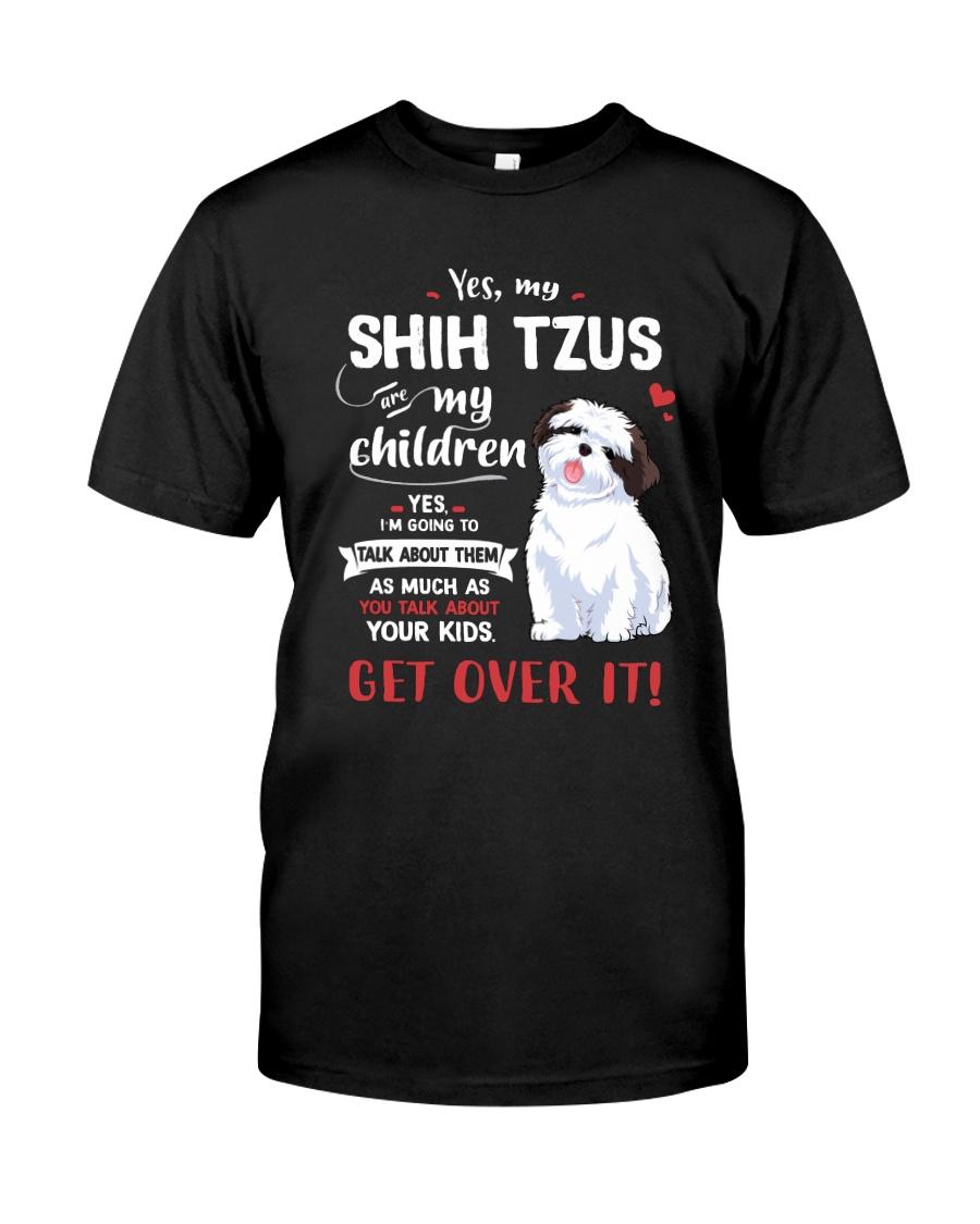 My Shih Tzus - My Children Classic T-Shirt