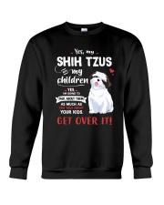 My Shih Tzus - My Children Crewneck Sweatshirt thumbnail