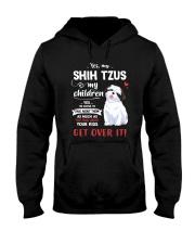 My Shih Tzus - My Children Hooded Sweatshirt thumbnail