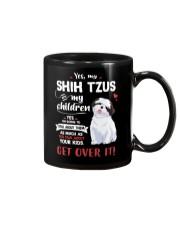 My Shih Tzus - My Children Mug thumbnail