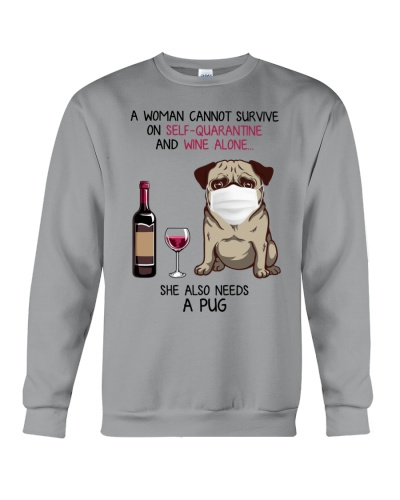 Cannot Survive Alone - Pug