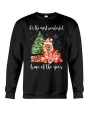The Most Wonderful Xmas - Chow Chow Crewneck Sweatshirt thumbnail