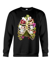 Skeleton Dogs Crewneck Sweatshirt thumbnail