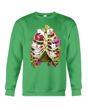 Skeleton Dogs Crewneck Sweatshirt front