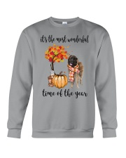 The Most Wonderful Time - Leonberger Crewneck Sweatshirt thumbnail