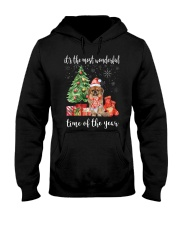 The Most Wonderful Xmas - Pekingese Hooded Sweatshirt thumbnail
