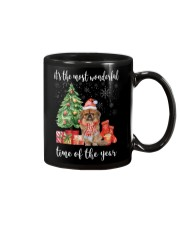 The Most Wonderful Xmas - Pekingese Mug thumbnail