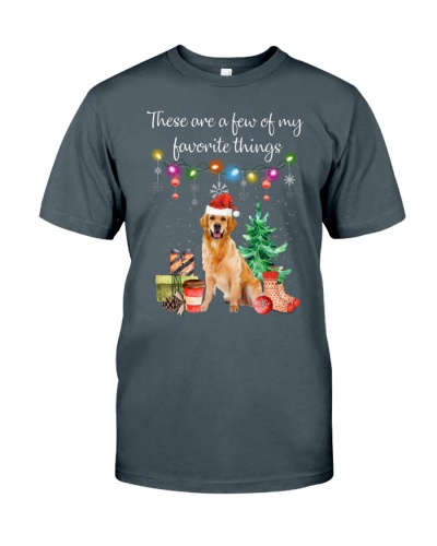 A Few of My Favorite Things - Golden Retriever