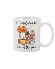 The Most Wonderful Time - Cats Mug thumbnail