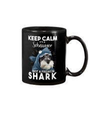 It's A Schnauzer Not A Freakin Shark Mug thumbnail