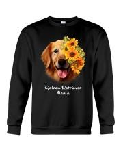 Golden Retriever Mama Crewneck Sweatshirt thumbnail