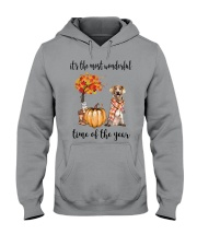 The Most Wonderful Time - Brittany Hooded Sweatshirt thumbnail