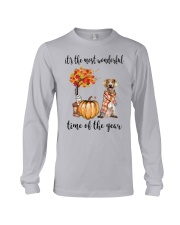 The Most Wonderful Time - Brittany Long Sleeve Tee thumbnail