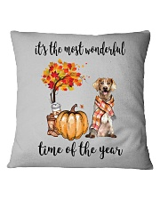 The Most Wonderful Time - Brittany Square Pillowcase thumbnail