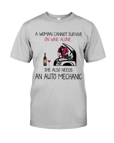 Wine and An Auto Mechanic 2