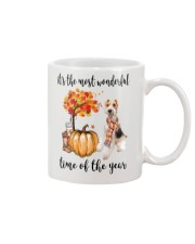 The Most Wonderful Time - Wire Fox Terrier Mug thumbnail