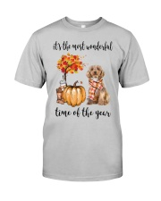 The Most Wonderful Time - Cockapoo Classic T-Shirt tile