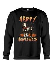 Happy Howloween - Labradoodle Crewneck Sweatshirt thumbnail