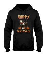 Happy Howloween - Labradoodle Hooded Sweatshirt thumbnail