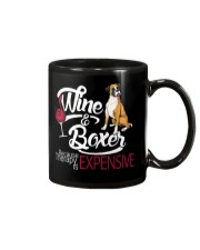 Boxer - Therapy is expensive Mug thumbnail