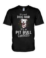 It's a Pit Bull confetti V-Neck T-Shirt thumbnail