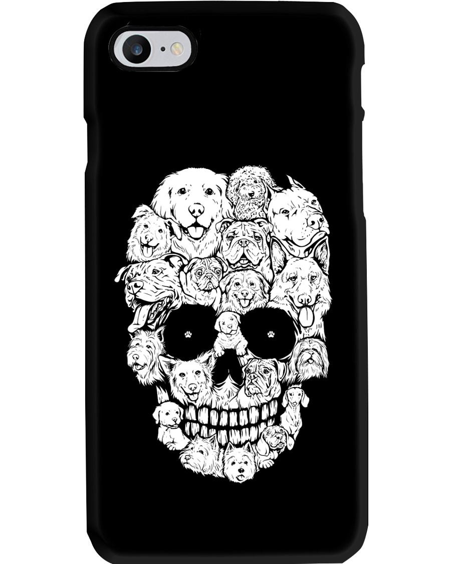Skull Dogs Phone Case