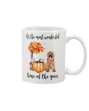 The Most Wonderful Time - Labradoodle Mug thumbnail