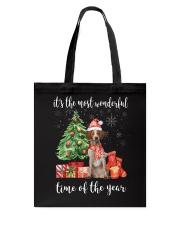 The Most Wonderful Xmas - Brittany Tote Bag thumbnail