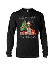 The Most Wonderful Xmas - Brittany Long Sleeve Tee thumbnail