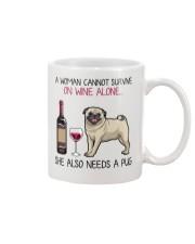 Wine and Pug 4 Mug thumbnail