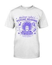 Madame Leota's Psychic Reading Classic T-Shirt front