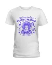 Madame Leota's Psychic Reading Ladies T-Shirt tile