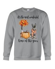 The Most Wonderful Time - Australian Cattle Dog Crewneck Sweatshirt thumbnail