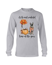 The Most Wonderful Time - Australian Cattle Dog Long Sleeve Tee thumbnail