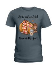 The Most Wonderful Time  Ladies T-Shirt thumbnail