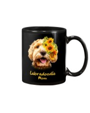 Labradoodle Mom Mug tile