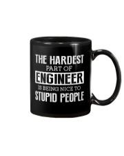 The hardest part of Engineer Mug tile