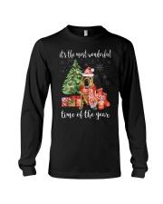 The Most Wonderful Xmas - Shar Pei Long Sleeve Tee thumbnail