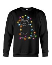 Christmas Light Shih Tzu Crewneck Sweatshirt thumbnail