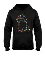 Christmas Light Shih Tzu Hooded Sweatshirt thumbnail