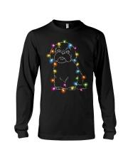 Christmas Light Shih Tzu Long Sleeve Tee thumbnail