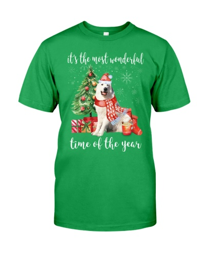 The Most Wonderful Xmas - Great Pyrenees