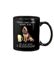 Beer and Bloodhound Mug thumbnail