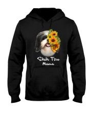 Shih Tzu Mama Hooded Sweatshirt thumbnail