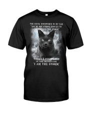 Cat The Storm Classic T-Shirt front