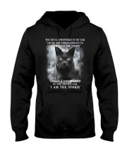 Cat The Storm Hooded Sweatshirt thumbnail