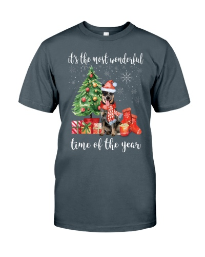 The Most Wonderful Xmas - Australian Cattle Dog
