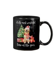 The Most Wonderful Xmas - Golden Retriever Mug thumbnail