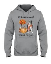 The Most Wonderful Time - Staffie Hooded Sweatshirt thumbnail