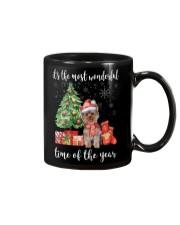 The Most Wonderful Xmas - Yorkie Mug thumbnail
